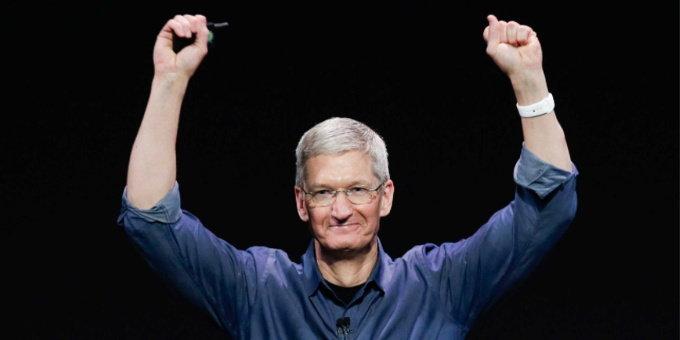 Apple กำลังจะกลายเป็นบริษัทหนึ่งเดียวในโลกที่มีมูลค่าสูงถึงล้านล้านดอลลาร์