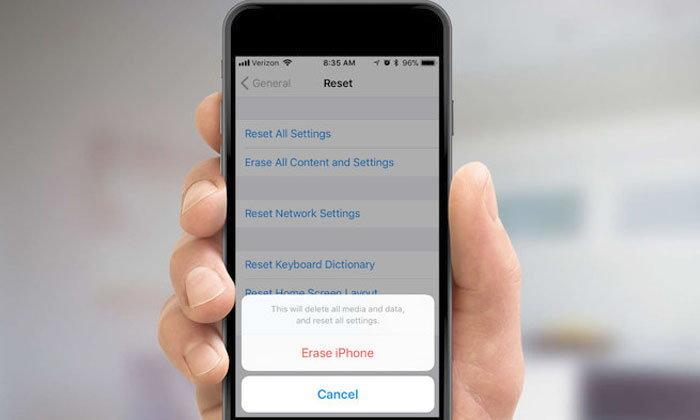 [iOS Tips] ไขข้อข้องใจ การ Reset iPhone แต่ละแบบต่างกันอย่างไร ? Reset แล้วข้อมูลหายหรือไม่