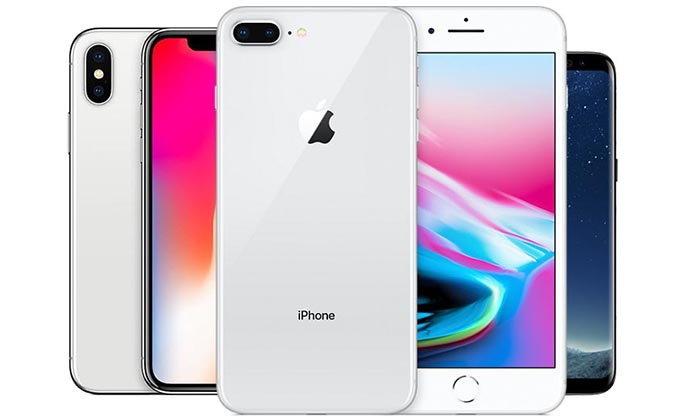 iPhone 8 ติดอันดับคำค้นหายอดนิยมที่สุดในปี 2017 จาก Google