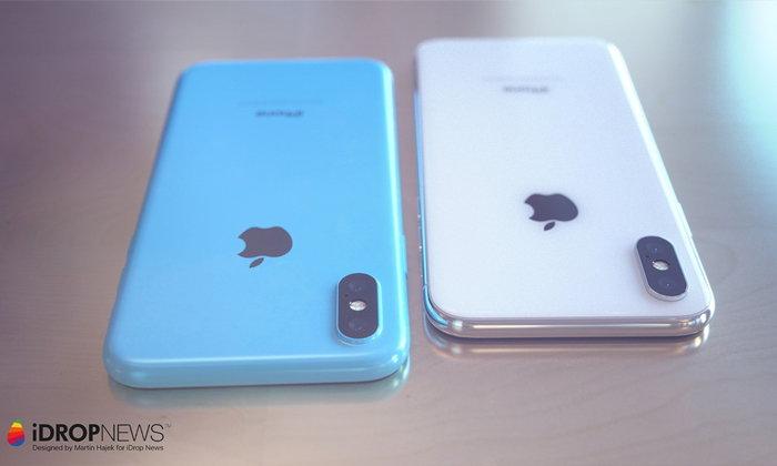 ชมคอนเซปต์ iPhone Xc รุ่นราคาถูกลง