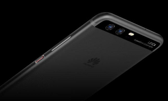 Huawei P11 จะมีรอยบากด้านหน้าและกล้องหน้าแบบใหม่คู่แข่ง TrueDepth ของ iPhone X
