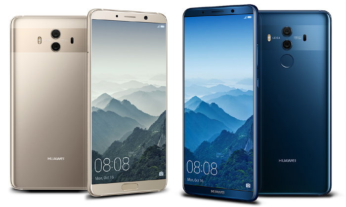 Huawei จะนำ Mate 10 Pro มาแสดงใน CES 2018 เตรียมรุกตลาดอเมริกาอย่างจริงจัง