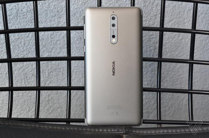 DxOMark ให้คะแนน Nokia 8 อยู่ในเกณฑ์ค่อนข้างเลวร้าย