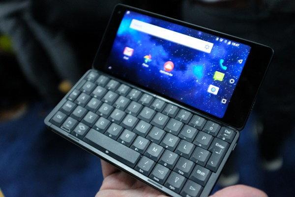 CES 2018 : PDA กลับมาอีกครั้ง พร้อมกลิ่นอายยุค 90
