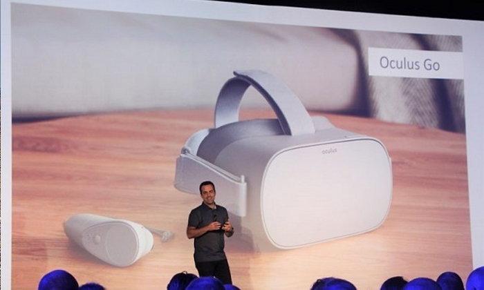 CES 2018 : Oculus Go แว่น VR ใช้กับมือถือ จะผลิตโดย Xiaomi และใช้ชิป Snapdragon 821