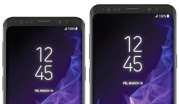 หลุด ชิ้นส่วนกล้องหลัง Samsung Galaxy S9 และ S9+