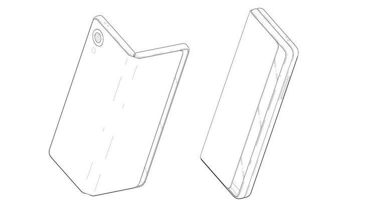 LG จดสิทธิบัตร สมาร์ทโฟนหน้าจอพับได้ 2 เวอร์ชั่น