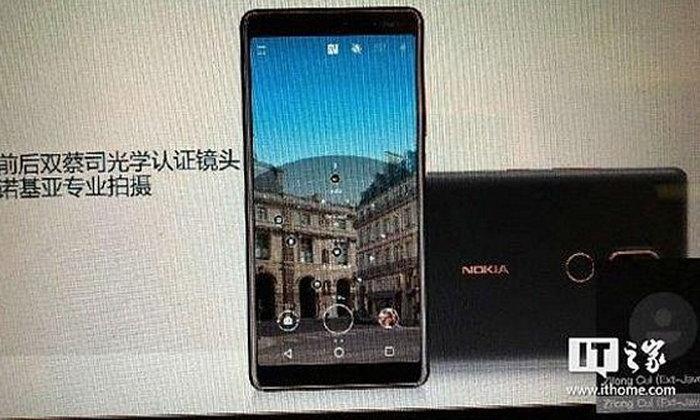 Nokia 7 Plus จะเป็นรุ่นแรกของ Nokia ที่มีหน้าจอ 18:9