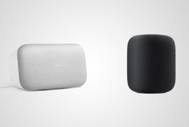 ศึกลำโพงอัจฉริยะ  8 สิ่งที่ Google Home Max โดดเด่นกว่า Apple HomePod