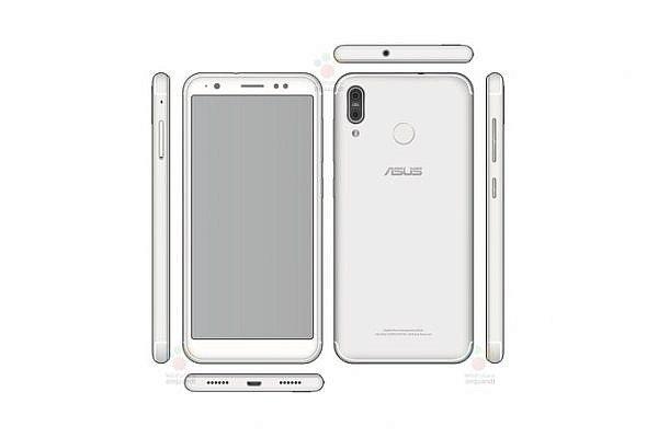 ภาพหลุด Asus ZenFone 5 พร้อมหน้าจอ 18:9 ตามกระนิยมในปัจจุบัน