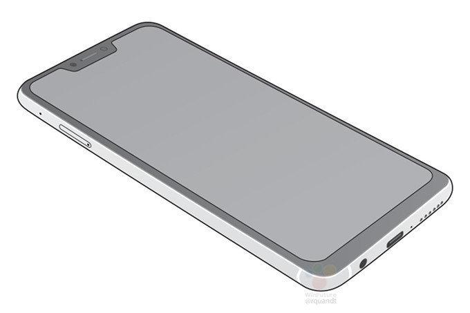 หลุดภาพจริง Asus ZenFone 5 หน้าจอมีติ่งเหมือน iPhone X กับเขาเหมือนกัน