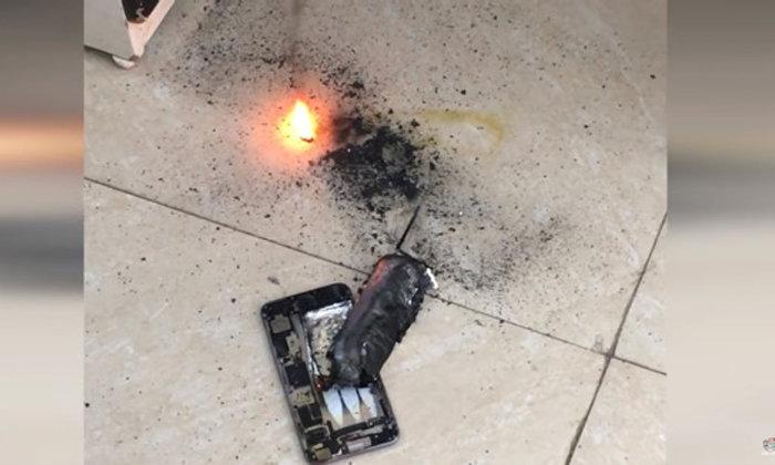งานเข้า เกิดเหตุ iPhone ระเบิดเสียงดังสนั่นภายในร้านตัดผมประเทศเวียดนาม!