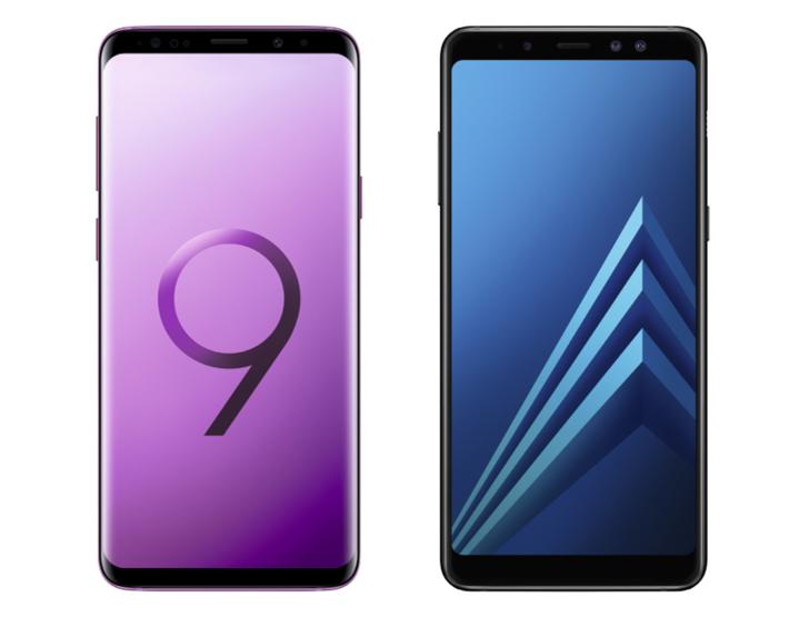 Samsung เริ่มวางขาย Galaxy S9 และ Galaxy A8 เวอร์ชั่นธุรกิจ EE ในเยอรมนี
