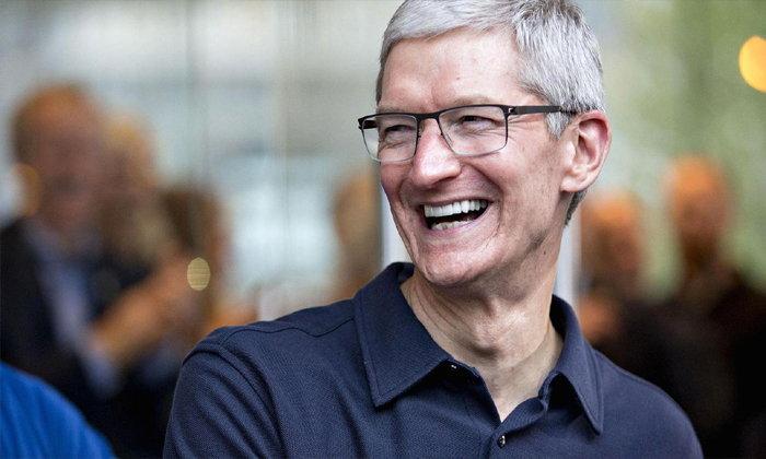 """Tim Cook แชร์ภาพมากสีสันจากเทศกาลฮินดูซึ่งถ่ายโดย """"iPhone X"""""""