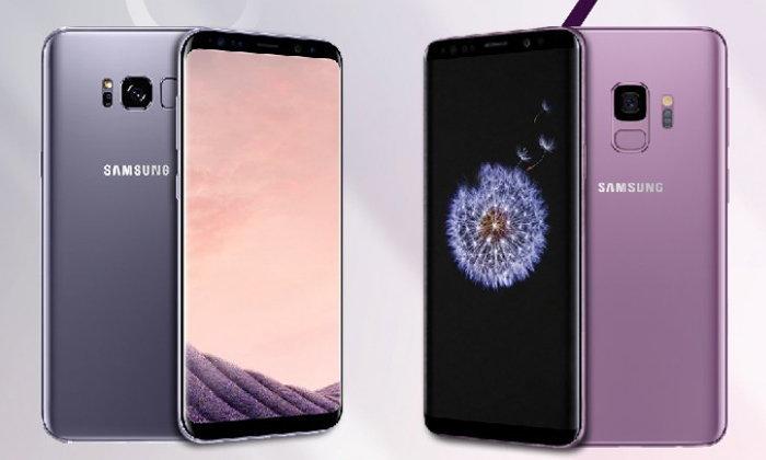 เปรียบเทียบสเปก Samsung Galaxy S8 กับ Samsung Galaxy S9