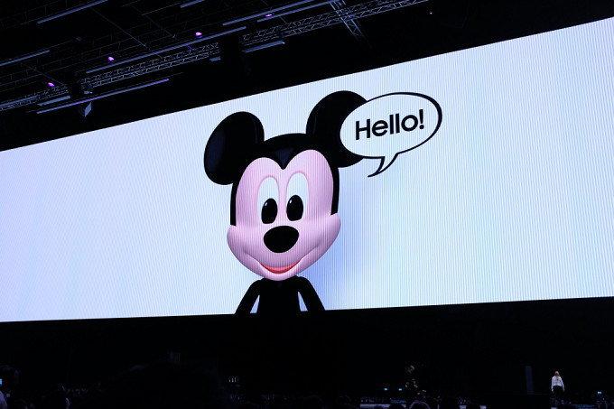 "Samsung ร่วมกับ Disney เปิดตัว AR Emoji : ""ตบหน้า"" Apple แบบเต็มๆ"