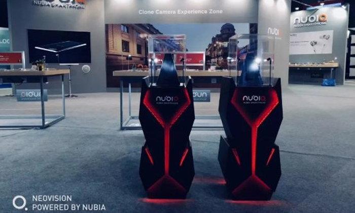 Nubia เอาจริงพัฒนาสมาร์ทโฟนสายเกมเมอร์พร้อมดีไซน์ซุปเปอร์คาร์จ่อลุยตลาดเร็วๆ นี้