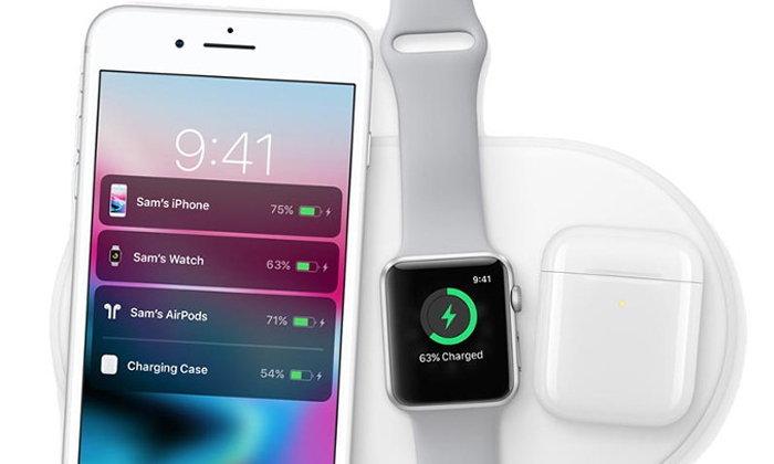 วงในเผย แท่นชาร์จไร้สาย AirPower ของ Apple จะวางจำหน่ายภายในเดือนนี้!
