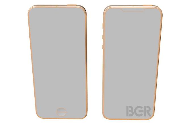 หลุดภาพร่าง iPhone SE2  เน้นย้ำดีไซน์จอไร้ขอบเหมือน iPhone X
