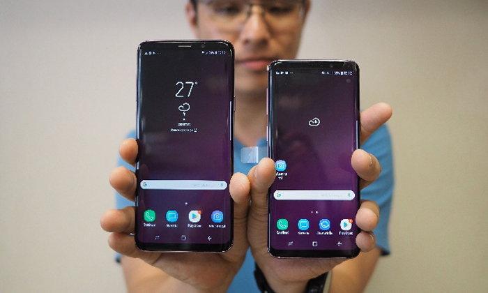 Samsung Galaxy S9/S9+ ได้รับอัพเดทครั้งแรกประจำเดือนมีนาคมแล้ว!