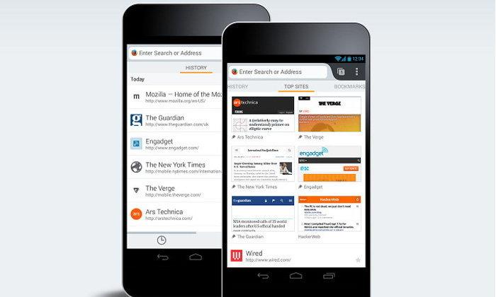Firefox ปล่อยเวอร์ชั่น 59 ให้กับ Android แล้วหลังพัฒนามาร่วม 2 เดือน