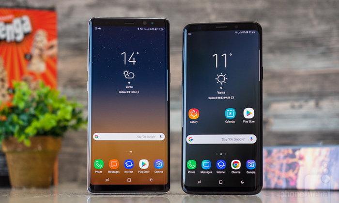 Samsung Galaxy Note 9 โผล่บนเว็บไซต์ของ Samsung
