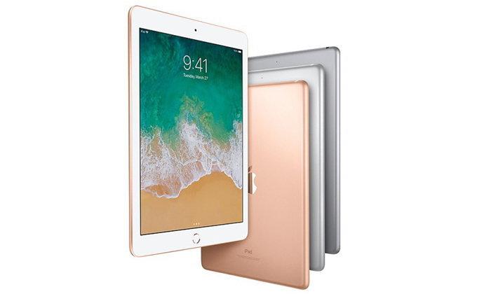 เผยผลทดสอบ iPad 2018 ได้คะแนนทดสอบ Geekbench เทียบเท่า iPhone 7