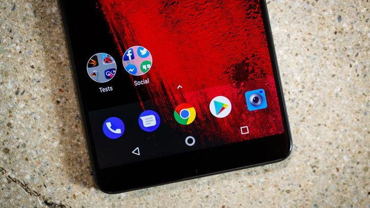 ไขข้อสงสัย ทำไมสมาร์ทโฟนไร้ขอบของ Android ถึงมีขอบหนาด้านล่างไม่ไร้ขอบเหมือน iPhone X