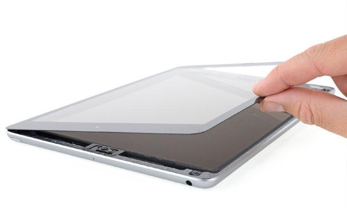 ผลการแกะ iPad 2018 นี่ยังจะใช้แรม 2 GB อยู่อีกหรือ!