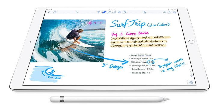 Apple เตรียมเปิดตัว iPad รุ่นใหม่ ราคาถูก แต่รองรับ Apple Pencil