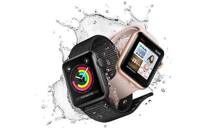 ข่าวดี Apple Watch Series 3 Cellular + GPS รุ่นที่หลายคนรอคอย เริ่มขาย 5 เมษายนนี้