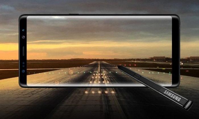 ลือ! Samsung Galaxy Note 9 อาจมีหน้าจอ 6.4 นิ้ว และแบตเตอรี่ขนาดใหญ่ขึ้นกว่าเดิม