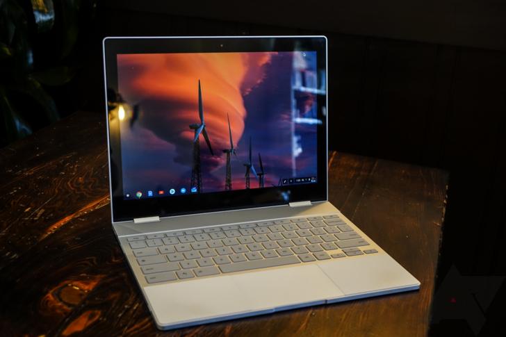 """Google เตรียมทำโหมด """"AltOS"""" ให้ Pixelbook รัน Windows ได้"""