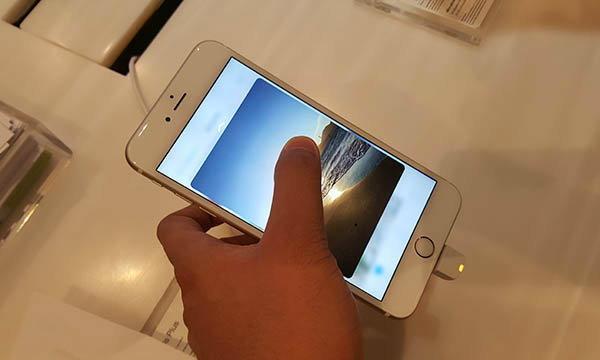 พาชมบรรยากาศการขาย iPhone 6s วันแรกในเมืองไทย