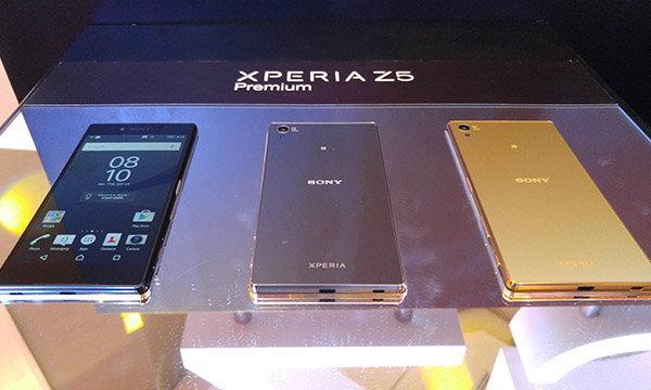 มาแล้วราคา Sony Xperia Z5 Premium เคาะที่ 27,990 บาท