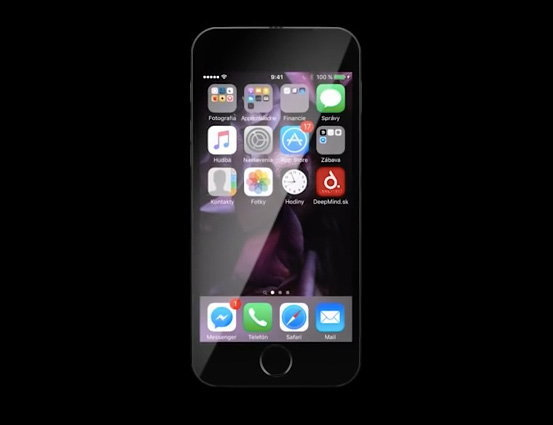 คอนเซปท์ iPhone 7 แบบหน้าจอไร้ขอบชุดใหม่ ใช้งานได้สุดเจ๋งขนาดไหน มาชมคลิปกัน