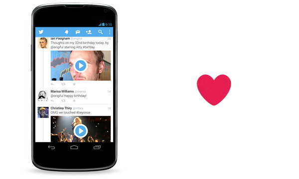 Twitter เตรียมเปลี่ยนรูปดาว เป็นรูปหัวใจ เพื่อสื่อสารกับผู้ใช้ง่ายขึ้น