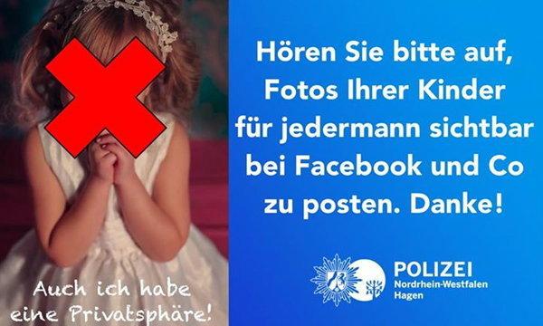 ตำรวจเยอรมันเตือน พ่อแม่ไม่ควรแชร์ภาพลูกเป็นสาธารณะ