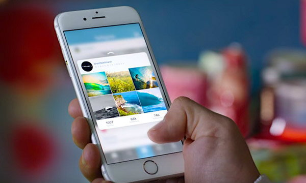 Apple เผยโฆษณาโชว์ความสามารถ 3D Touch บน iPhone 6s ว่าใช้ง่ายจริง ๆ