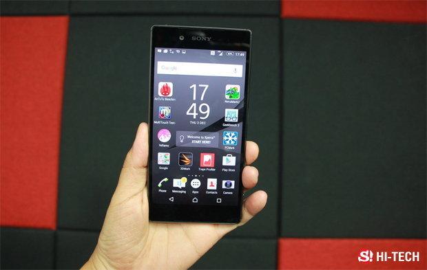 [รีวิว] Sony Xperia Z5 Premium ที่สุดของ Sony อยู่ที่นี่