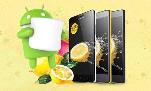 Lenovo เผยรายชื่อมือถือที่จะได้อัพเดท Android Marshmallow แล้วมาดูว่ารุ่นไหนได้ไปต่อ