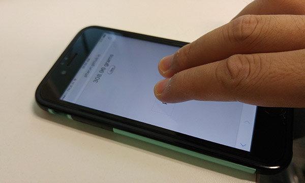 มาทำให้จอ iPhone 6s และ iPhone 6s Plus มาเป็นตราชั่งง่าย ๆ แค่คลิกเดียว