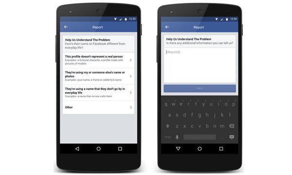 Facebook ผ่อนปรนนโยบายใช้ชื่อจริง แต่ต้องบอกสาเหตุว่าทำไมไม่เปลี่ยน ?