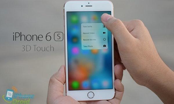 แนะนำการใช้งานหน้าจอ 3D Touch iPhone 6s, 6s Plus มาพร้อมฟีเจอร์ Peek และ Pop (ชมคลิป)