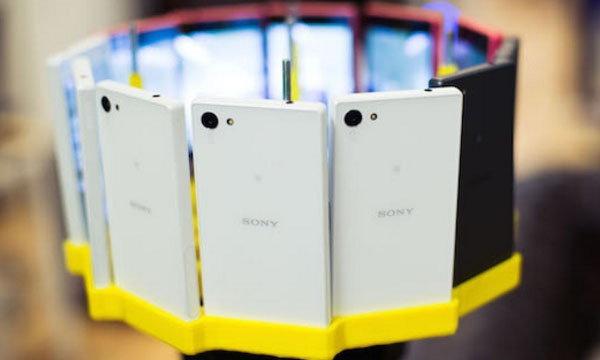 Sony โชว์เหนือ นำ Xperia Z5 Compact ถ่ายภาพ 360 องศา