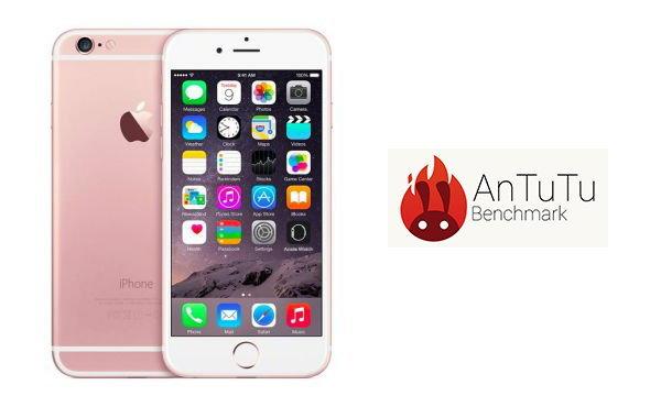 แรงได้ใจ iPhone 6s ขึ้นแท่นอันดับ 1 Smart Phone ที่เร็วที่สุดจาก Antutu