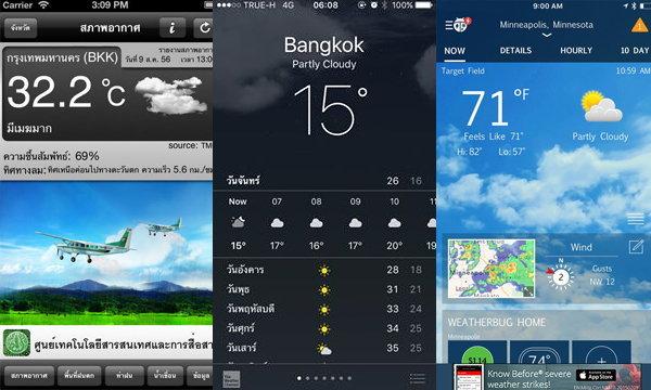 รวมแอปฯ วัดอุณหภูมิยอดนิยม ทั้ง Android และ iOS