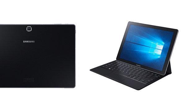 [CES2016] Samsung Galaxy TabPro S Tablet ดูดีในระบบปฏิบัติการ Windows 10