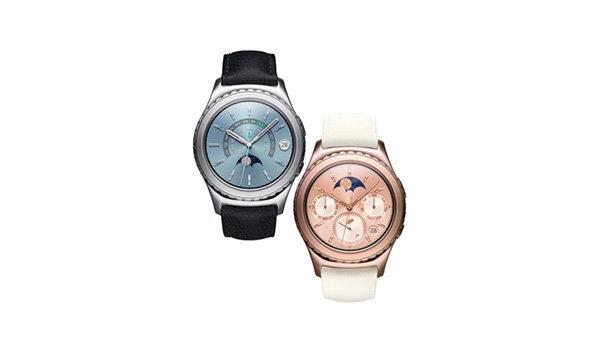 [CES2016] Samsung เพิ่มสีสันให้กับ Gear S2 Classic ด้วยสี Rose Gold และ เงิน Platinum