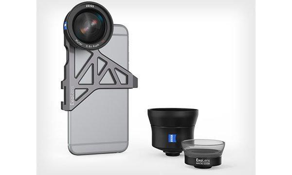 [CES2016] Carl Zeiss แนะนำ ExoLens ชุดเลนส์เสริมสำหรับถ่ายภาพด้วย iPhone
